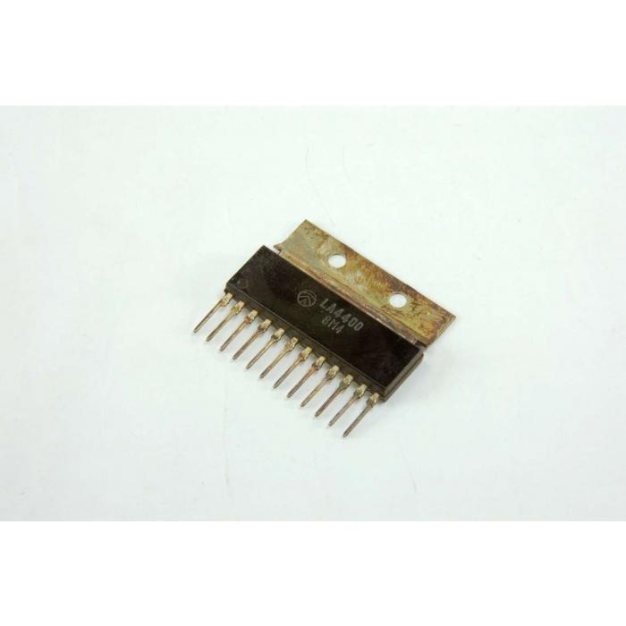 SANYO - LA4400 - IC, audio. Linear NF-E, 18V, 4.5 watt.