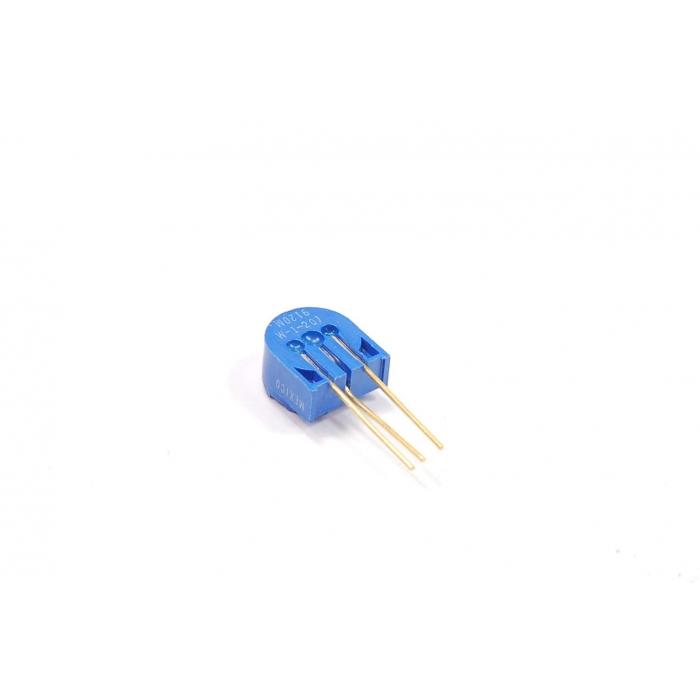 BOURNS - 3345W-1-201 - Resistor, trimming. 200 Ohm 1W. Series 3345.