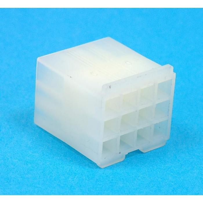 Waldom/Molex - 3191-15R1 - Connector, rectangular. F 15 Pos.
