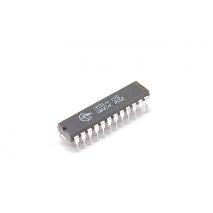 CYPRESS SEMICONDUCTOR CORP - CY7C129-35PC - IC, memory. RAM9 QDR-I/DDR-I/QDR-II/DDR- II.