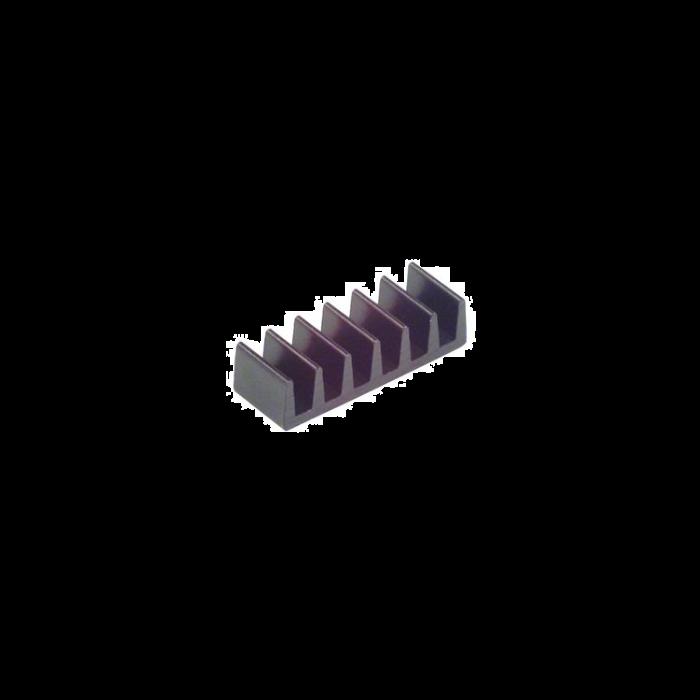 Thermalloy/Aavid - 501200B00000 - 501200B00000G - Hardware, Heatsink. For 14 or 16 Pin DIP