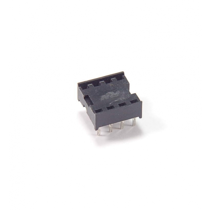 ROBINSON - NUGENT - 4-146-1 - Connectors, IC sockets. 8 Dip. Package of 50.