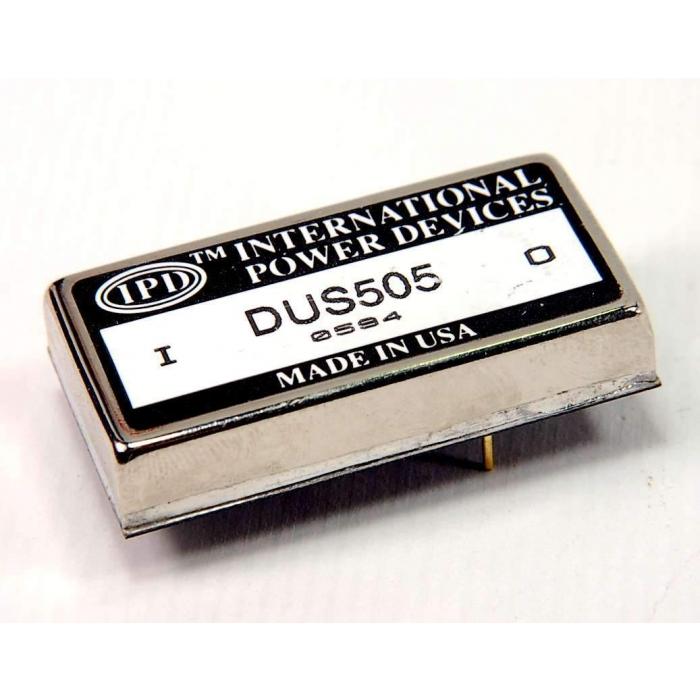 International Power Devices - DUS505 - DC/DC Converter.