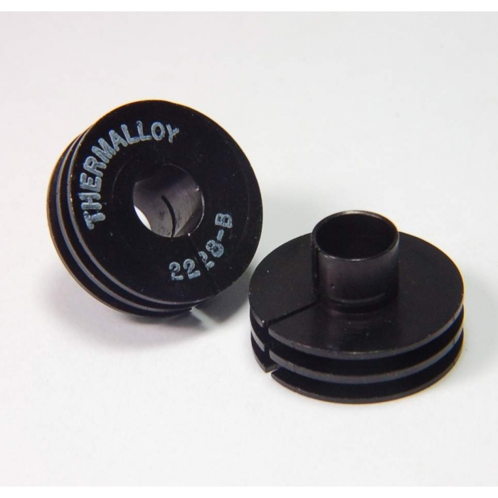 Aavid Thermalloy - 2228B - 322805B0000G - Hardware, heatsink. For TO-39 or TO-5 components.