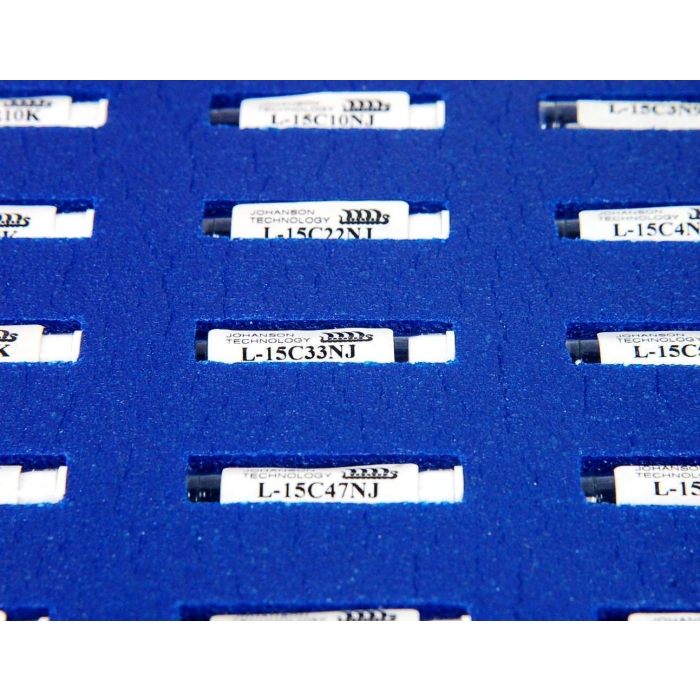 JOHANSON TECHNOLOGY - L805 - Chip Inductor Proto-Kit/500pc. SMD 0805.