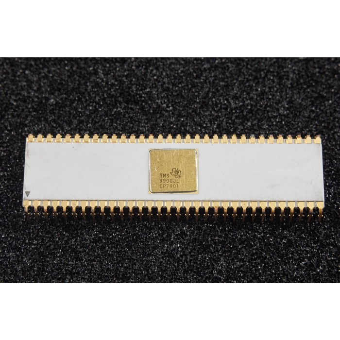 Texas Instruments - TMS9900JL - IC. System interface.
