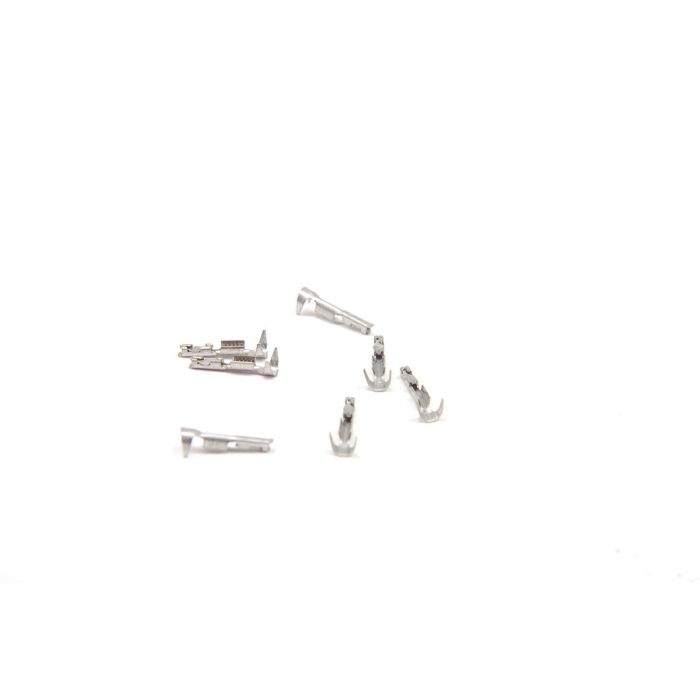 Unidentified MFG - 4800085 - Solderless terminal. T/Spring LP. Package of 50.