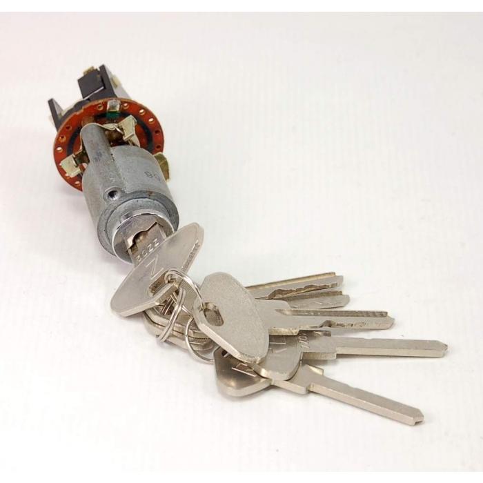 SMK - XK01 KEY SWITCH - Switch, key, SPDT, 3 access levels.