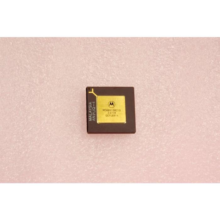 Motorola - MC68010RC10 - IC, microprocessor. 16 Bit.