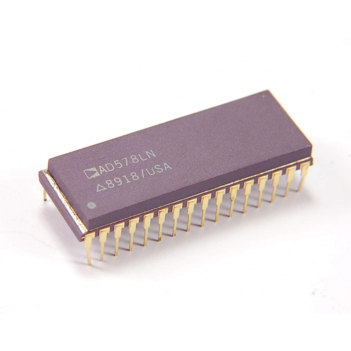 Analog Devices Inc - AD578LN - IC, A/D converter. 12 Bit. New.