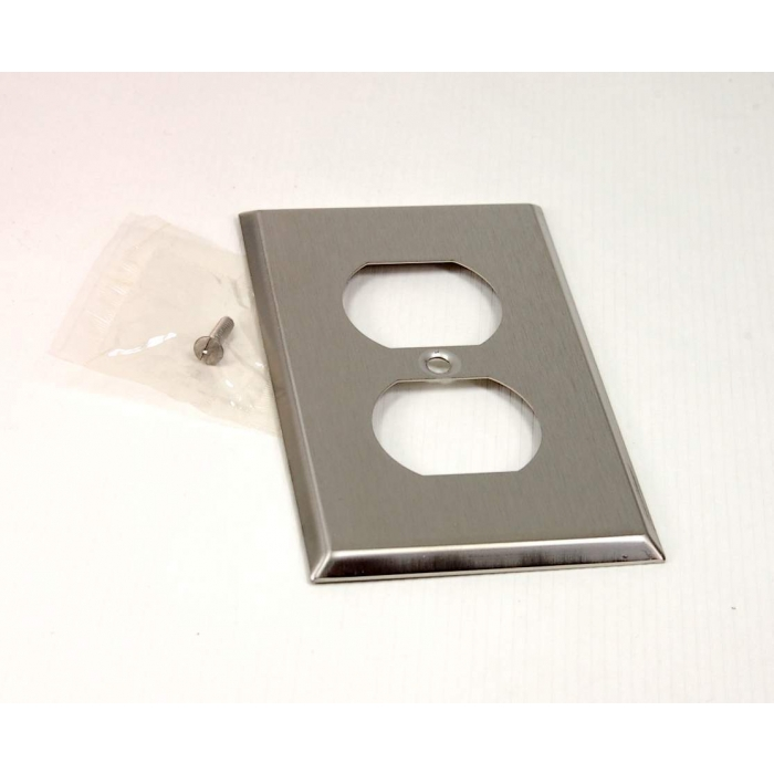 CHALLENGER - 3911-DP.1 - DOUBLE OUTLET PLATE