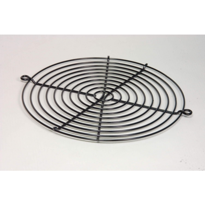 COMAIR ROTRON - 08126-02 - Finger guards for round fans.