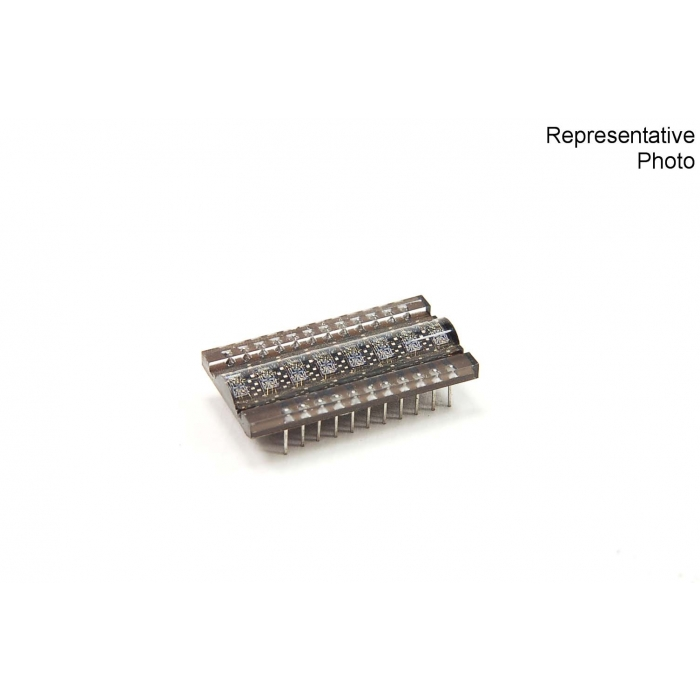 General Instruments - MAN2815 - Opto display. 8 Character, 14 segment.