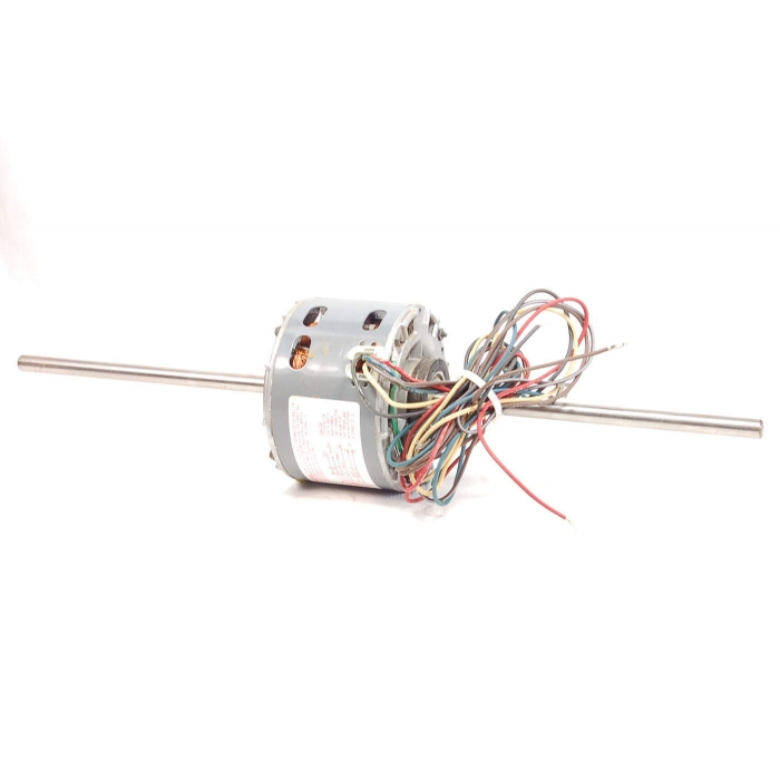 Magnetek - 596 - Motor, AC. 3 Speed 1/8, 1/12, 1/4HP 277VAC, 1075RPM.