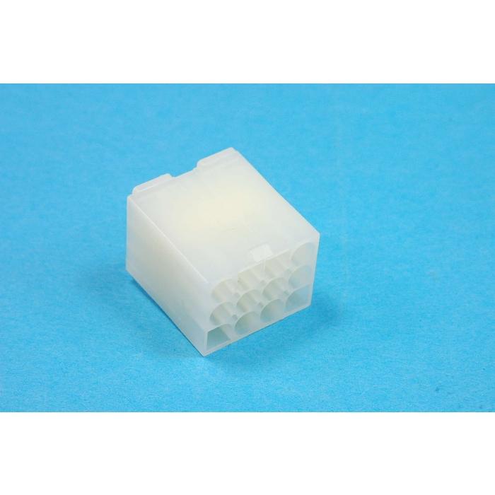 Waldom/Molex - 3191-12P1 - Connectors. Socket plug housing, 12-Position (F)