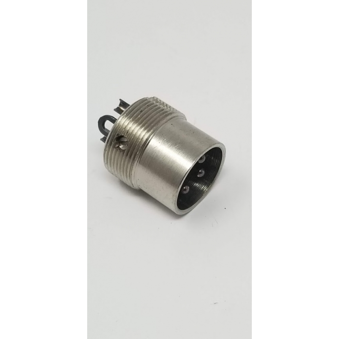 Switchcraft - M3M ADAPTER - XLR Connector, Male 3 Pin Audio Adapter Receptacle.