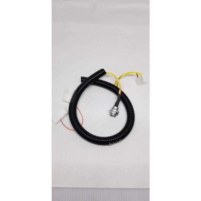 LEMO - ECG.1B.310.CLN - Connector, Lemo. Female 10 position.