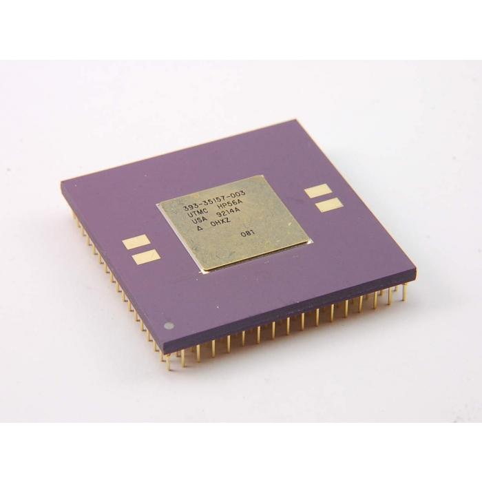 UTMC/BOEING - 393-35156-003 - IC. RISC Processor, gold.