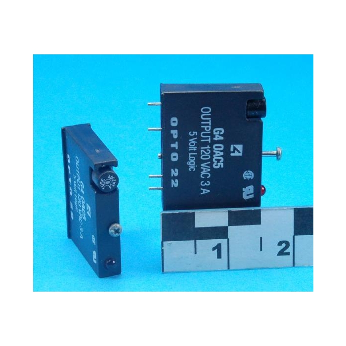 OPTO 22 - G4OAC5 - AC Output Module 12~140VAC 3Amp