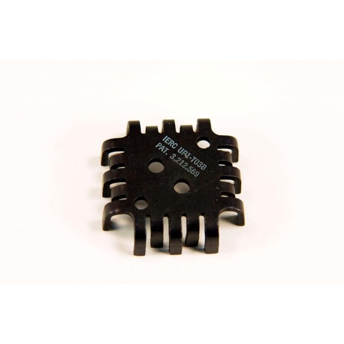 IERC - UPI-TO3B - Hardware, heatsink. For TO-3.