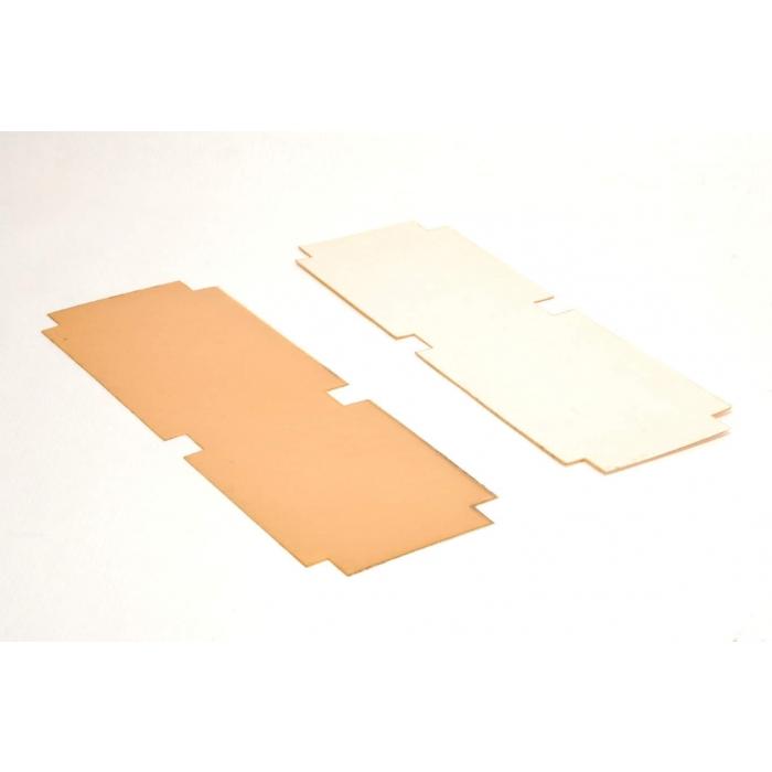 TACTEC - Stickyone - Phenolic insulation board. Package of 25.