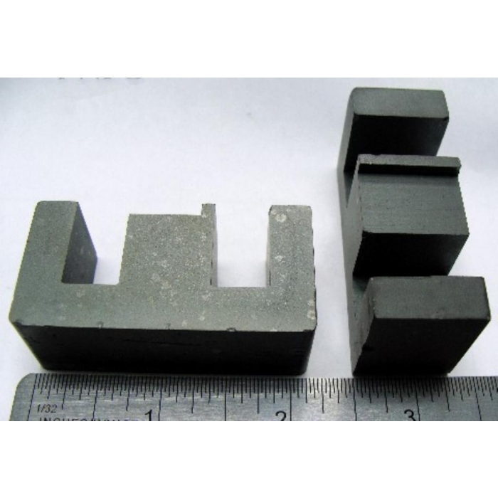 MAGNETICS / SPANG - 0F-45528-EC - Pair of High quality large ferrite