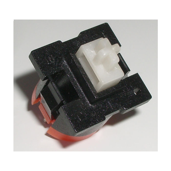FUTABA - MD-4PCS - Mechanical Keyboard Switch, Push Button, Normally Open Contact,  Push Switch, Package of 10.