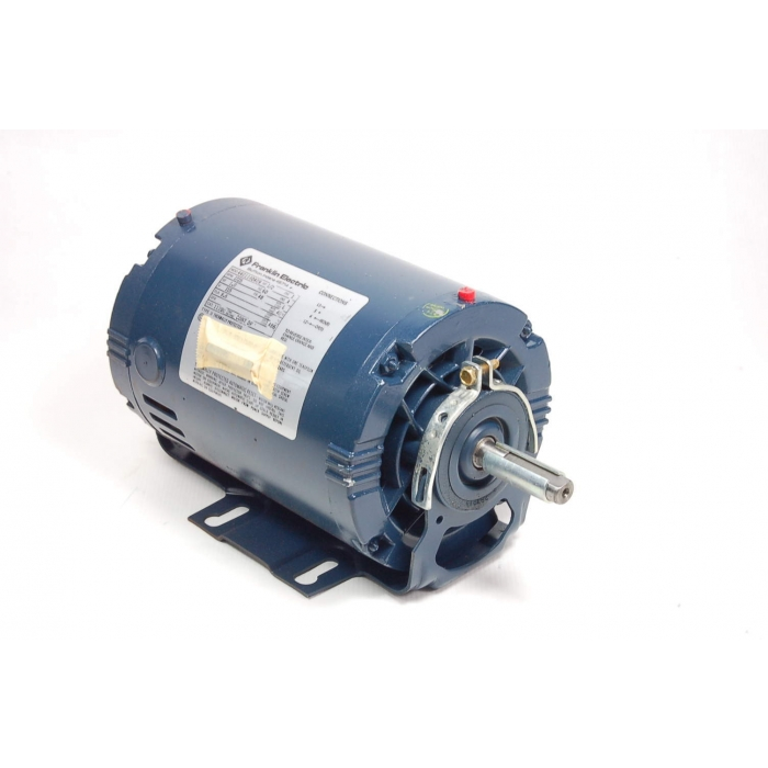 Franklin Electric - A-86 - 1/2HP 115V 1725-RPM Reversible BLOWER Motor