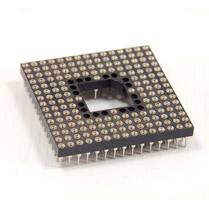 Unidentified MFG - 9-900-2 - IC socket, 181-Pin Grid Array.