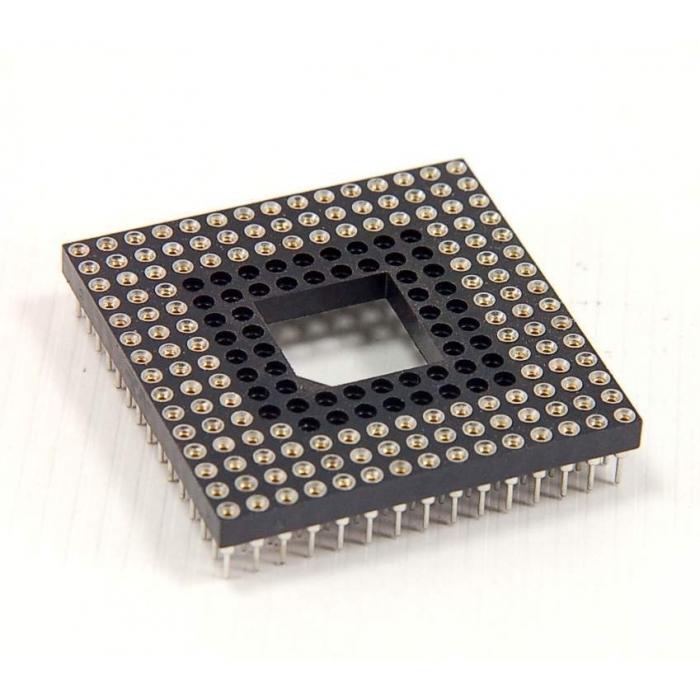 Unidentified MFG - 9-900-1 - IC, sockets. Machined 144 pin grid array.