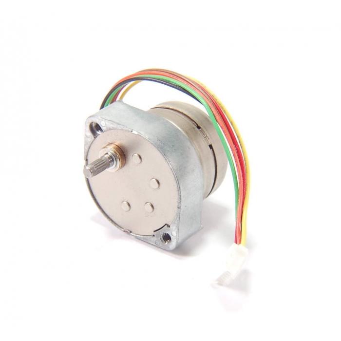 PORTESCAP - GC26M048A30V - Motor, Stepper. 5V, 10:1 gear box, 4 Phase 6 wire.