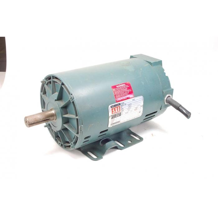RELIANCE ELECTRIC - P14G9201R-XU - Motors, AC. 3 Phase 2HP 230/460V 1725RPM.