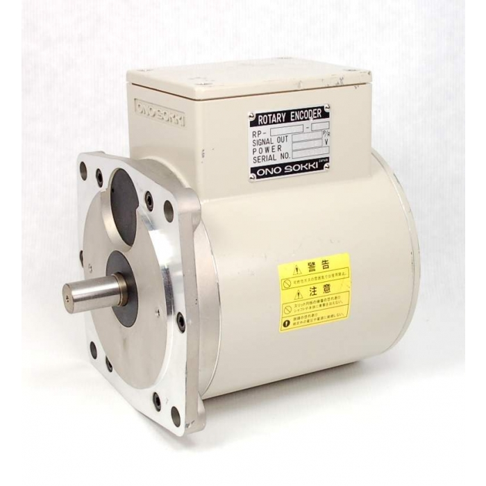 ONO SOKKI - RP-132D0-T1 - Rotary Encoder 3600-P/Rev 12VDC.