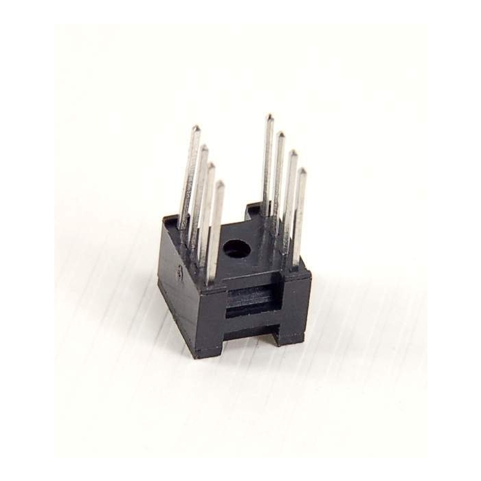 CIRCUIT ASSEMBLY CORP. - CA08S-T2WW - IC socket. Dip 8 pin, Wire Wrap.