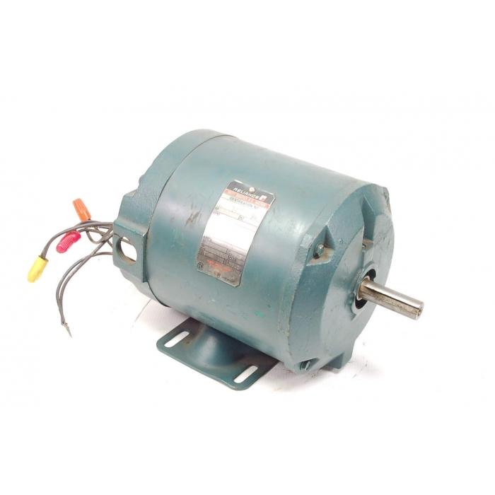 RELIANCE ELECTRIC - P56G3822N-VA - 1/2HP 230/460V 3-Ph Fr:56C