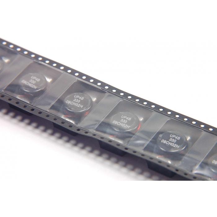 COOPER - UP4B-330 - Inductor, ferrite core. 33uH 3.7 Amp.