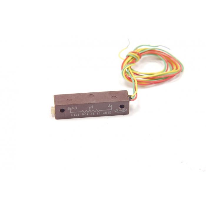 DALE - 2188-17-2KR - Resistor, trimming. 2K Ohm 3/4W.