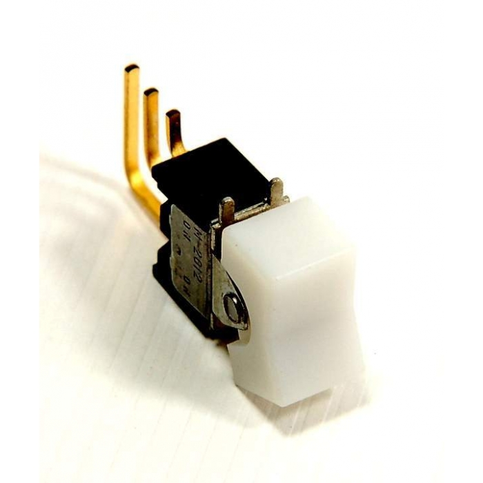 NIHON KAIHEIKI IND CO LTD - M2012TQG27-DW - Switch, rocker. SPDT miniature. Package of 2.