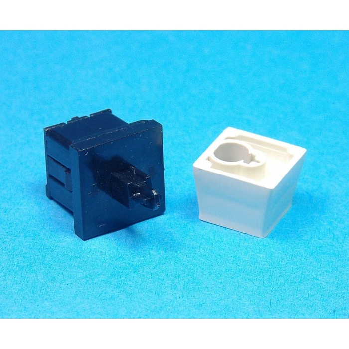 Unidentified MFG - 3-069 - Keyboard Switch. With caps. Package of 4.