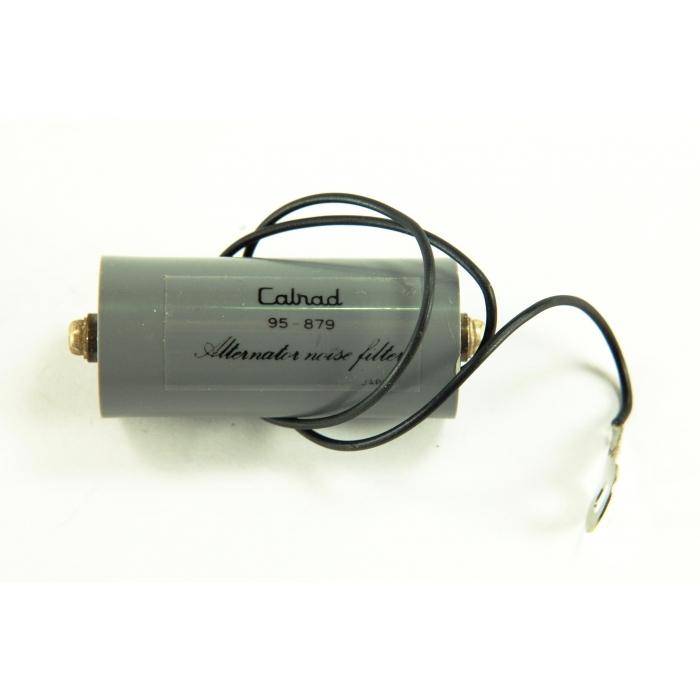 Calrad - 95-879 - Audio equipment. Alternator-noise filter.