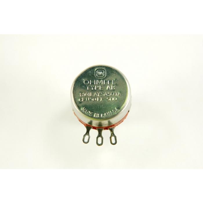 Ohmite - RV4LAYSA501A - Potentiometer. 500 Ohm 2W.
