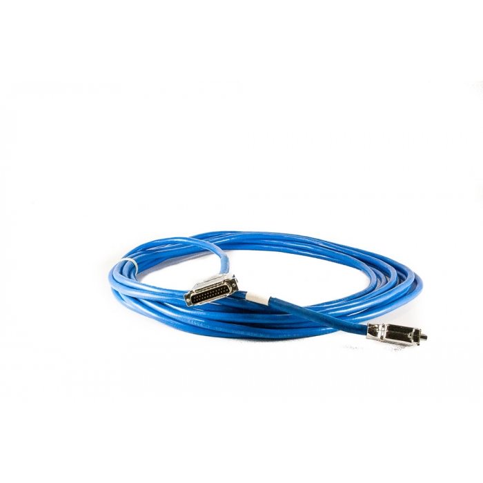 Inmac - 407-1 - Cable assembly. DB25 male - female.