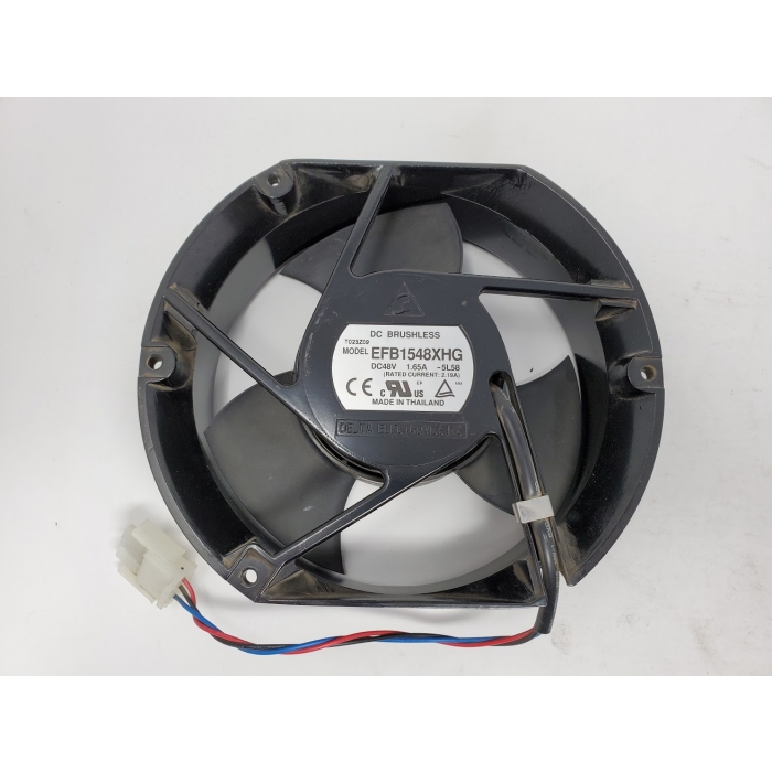 Delta Electronics - EFB1548XHG - DC Brushless Fan, Axial 150 X 172 X 50.8mm  48VDC Used