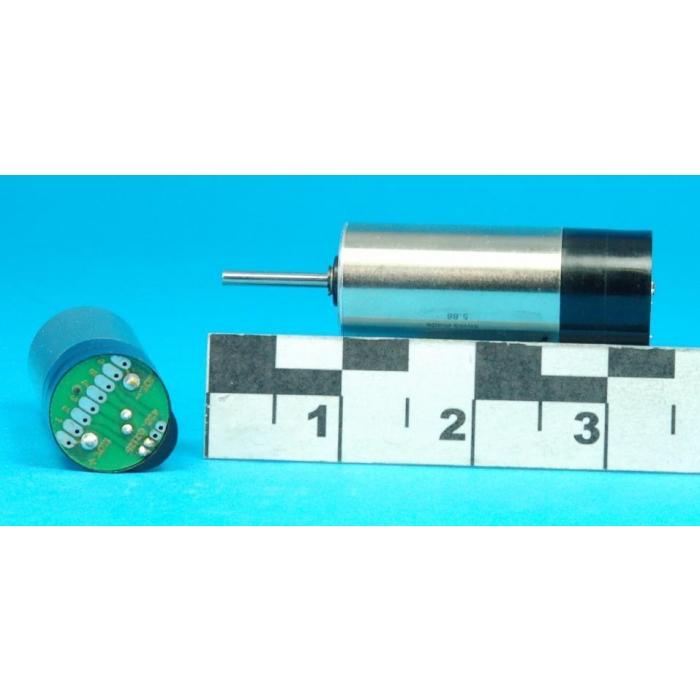ESCAP - 23-D-21-213-B2X2 - Motor, DC. Supply: 1-36VDC.