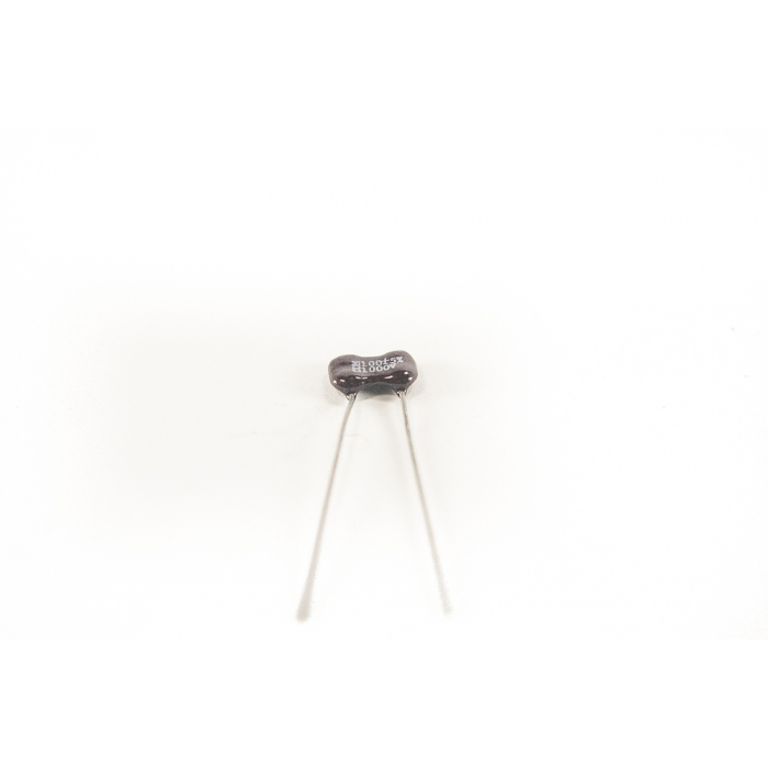 CORNELL DUBILIER - CDV15FF101J03 - Capacitor, silver mica. 100pF, 1000V. Package of 5.