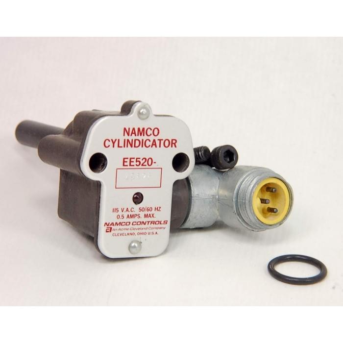 NAMCO CONTROLS - EE520-49626 - Pneumatic cylindicator proximity switch.