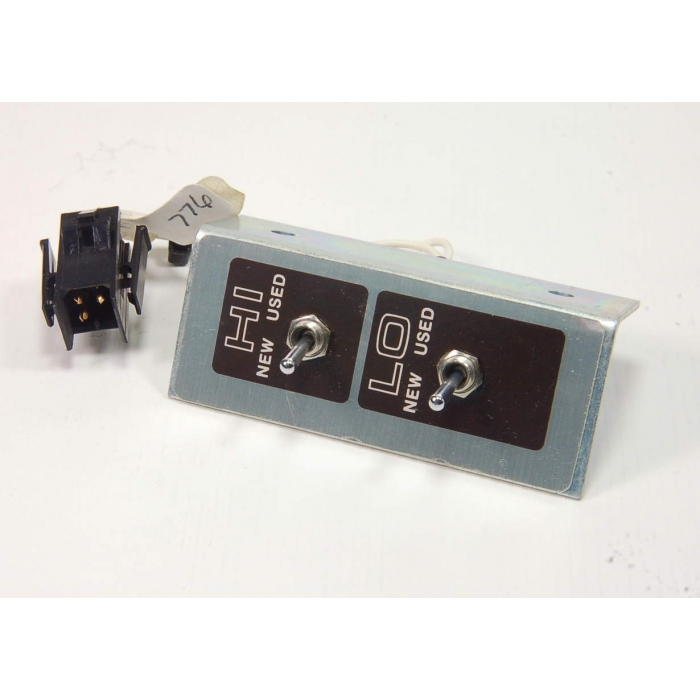 JBT - 3-479 - Switch, toggle. Contacts: SPDT.