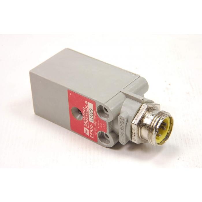 NAMCO CONTROLS - EE510-51400 - TUBULAR PROX SW 10-30VDC 100MA RF INDUCTIVE NON