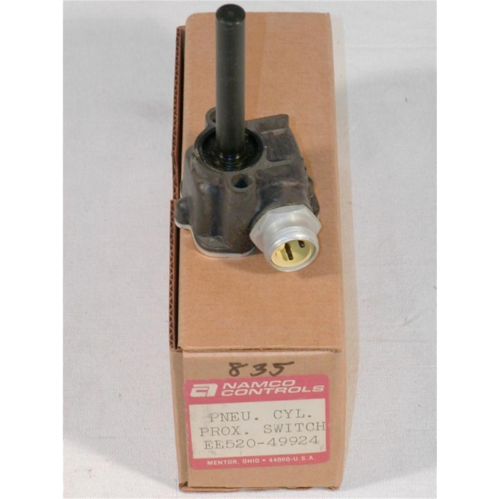 NAMCO CONTROLS - EE520-49924 - Pneumatic cylindicator proximity switch.