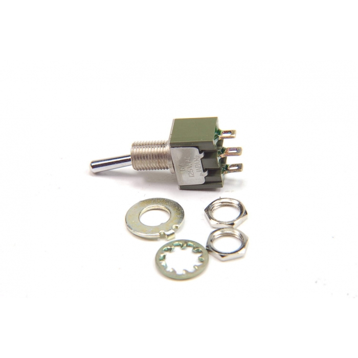 Eaton - Cutler Hammer - SF21SCW191 - Switch, toggle. SPDT 5A 125VAC. Miniature.
